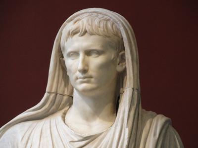 Roma celebra il divus augusto for Augusto roma