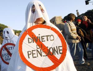 Manovra economica pensioni e nati nel 1952 salvati quelli in mobilit - Finestre mobili pensioni ...