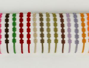 buy online d3ac8 9e99b Vinitaly/ Cruciani lancia i braccialetti al Sagrantino: un ...