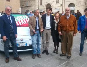 Amministrative/ Tajani a Perugia per appoggiare Romizi ...