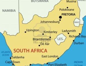 Sud Africa Cartina Politica.Geografia Turistica 5p Dell Ipc Marco Polo Di Ventimiglia