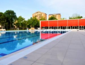 Di bello nuoto e hip hop sogno di portare il ballo - Piscine dello stadio ...